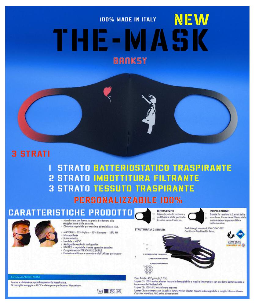 Banksy Mask