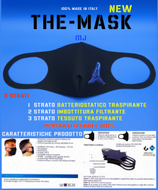 THE MASK MJ