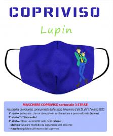 Maschera Lupin