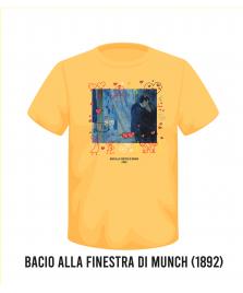 BACIO ALLA FINESTRA DI MUNCH