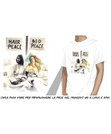 Cosa puoi fare per promuovere la pace nel mondo? Vai a casa e ama